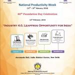 Productivity Week 2018