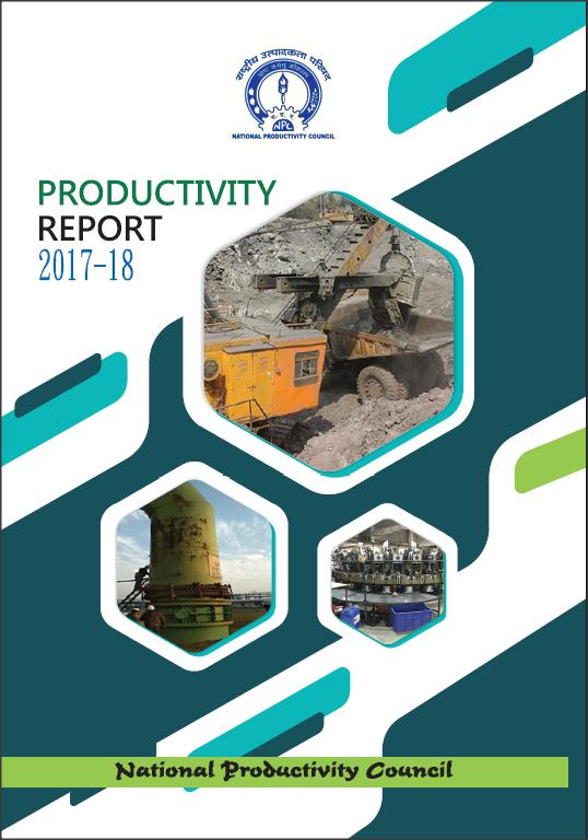 Productivity report 2017-18